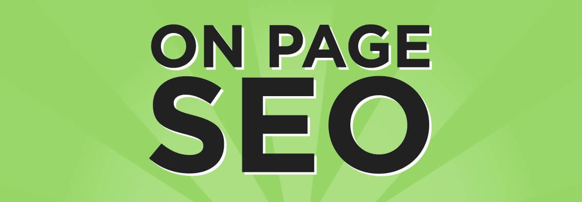 What is On-page-SEO