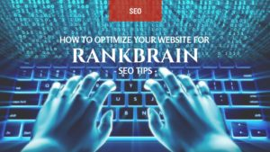optimize for rankbrain