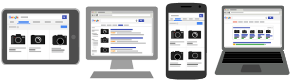 campagne Google Shopping
