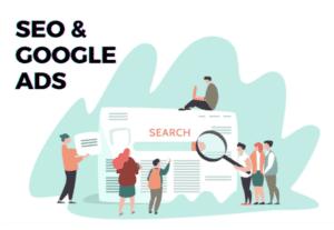 SEO ou Google Ads? Ou ambos?