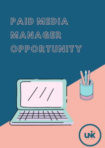 Paid Media Manager Opportunity